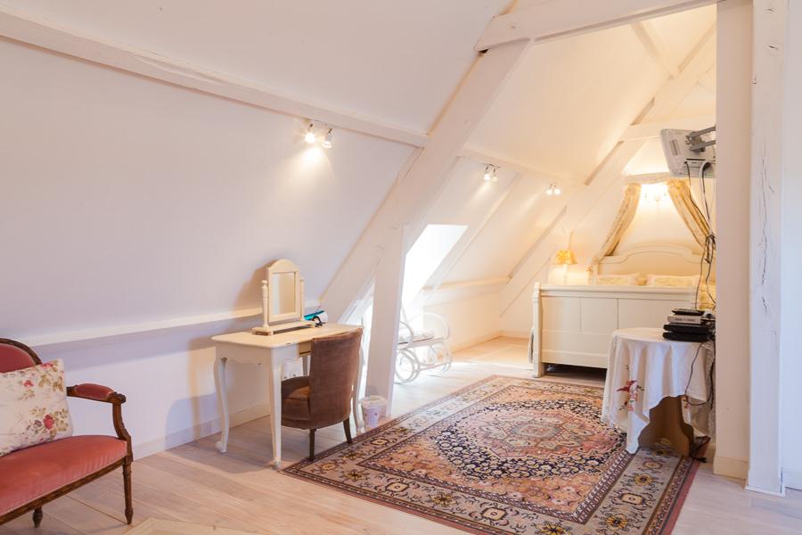 La Chambre Ange à La Vieille Abbaye - Chambres d'hôtes et gites de luxe - Calvados - Normandie
