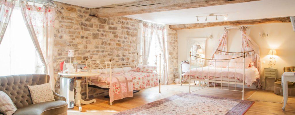 Accueil - La Vieille Abbaye Chambres d\'hôtes et gites